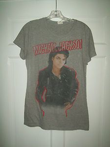 Pop icon Michael Jackson t-shirt - #vegan #veg #NYC #LAX #Chicago #Miami #Atlanta #SanFrancisco #Portland #StLouis #eBay #shopping #sale #deals #discounts #MJ #MichaelJackson #KingofPop #t-shirts #tshirts #fan #music #Bad