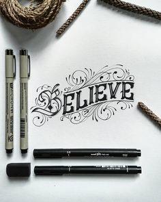 Fantastic looking 'B'. Type by @kaizla03 - #typegang - typegang.com | typegang.com #typegang #typography