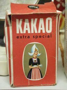 Kakao retro emballager