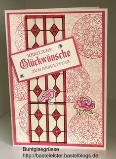 Bastelelster | Herzlich Willkommen auf meiner Bastelelster mit Produkten von Stampin UP!, sagt Viola Präfke.
