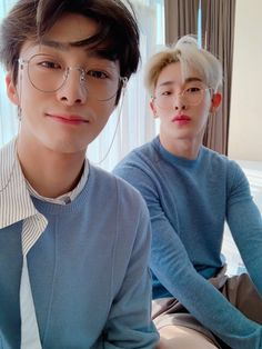 Hyungwon & Wonho - Monsta X Jooheon, Kihyun, Monsta X Wonho, K Pop, Got7, Sweet Boys, Won Ho, Fandom, Starship Entertainment