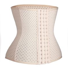 ee263864953 Womens Waist Trainer Corset Cincher Body Slimmer Shaper Tummy Control  Breathable  gt  gt  gt