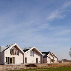 Agrarisch zorgproject grote Heklaantjes, Schoorl Nederland, 9 graden Architecture, Platowood Vuren