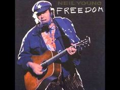 Neil Young - Rockin' In The Free World (Studio Version) For V.