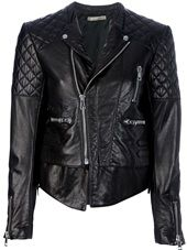 if only i could have this jacket - BALENCIAGA - biker jacket
