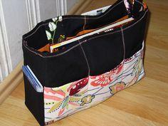 Purse Organizer Sewing Pattern Free | Purse Organizer – Tutorial