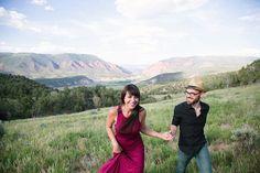 A Musician and a Photographer | COUTUREcolorado WEDDING: colorado wedding blog + resource guide