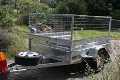 A nice overview of an ideal homestead trailer