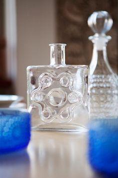 Finnish Design — Paukkurauta Whisky Decanter