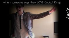 #CKII Capital Kings funny Capital Kings, My Escape, When Someone, Guys, Sayings, Street, Words, Funny, Rapper
