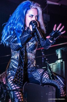 Alissa White, Arch Enemy, Metal Bands, Heavy Metal, Punk, Metal Girl, Queen, Style, Fashion