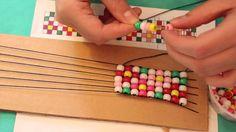 5 Wampum Belt- Weaving