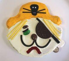 Cake It To The Limit: AAAAAAaaaaarrr, me hearties!
