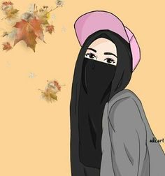Stay cool with u'r niqab