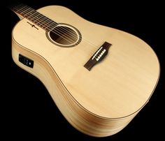 seagull natural elements - dreadnought acoustic electric. heart of wild cherry.