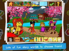 Caixa de ferramentas: Junior Storytellers