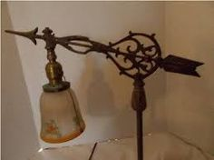 Image result for 1920s lamps