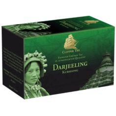 Darjeeling indiai zöld tea