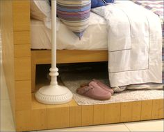 Objects in Aveiro, Portugal (waking up bed linen shoes) - a photo by Teresa Soares
