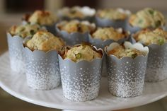 These parmesan muffi