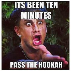 Reminds me of smoking with Ali. Like seriously, pass the freakin hookah!   | Come to Lux Lounge in West Bloomfield, MI to relax with friends at a premiere hookah lounge in an upscale atmosphere!  Call (248) 661-1300 or visit www.luxloungewb.com for more information!