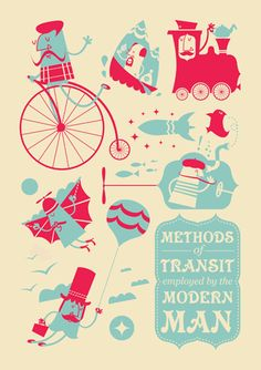 Modern Methods of Transit by A to B - May 2010