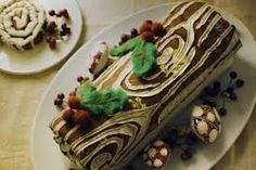 yule log - Google Search