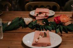 Blush Napkins P. Tree Lighting, Twinkle Lights, Wedding Venues, Napkins, Blush, Table Decorations, Photography, Wedding Reception Venues, Wedding Places