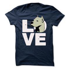 Love Dogo Argentino