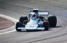 #30 Chris Amon (NZ) - Amon AF101 (Ford Cosworth V8) brake shaft (23) Chris Amon Racing
