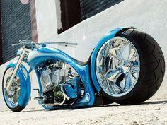 Bikes e Bikes by Daniel Alho / Matt Hotch chopper                                                                                                                                                                                 More