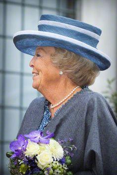 Princess Beatrix, September 8, 2015   Royal Hats