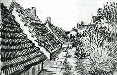 Street In Saintes Maries 1888 Vincent Van Gogh Reproduction | 1st Art Gallery