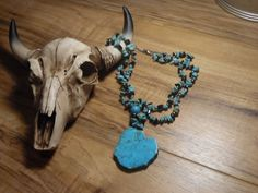 Gypsy Cowgirl Chic Turquoise Freeform Slab by gypsycowgirlchic  save 25% use code 25off at checkout!