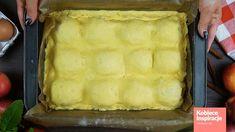 Zdjęcie Szarlotka z połówkami jabłek - Pyszna i szybka! #15 Ethnic Recipes, Food, Essen, Meals, Yemek, Eten