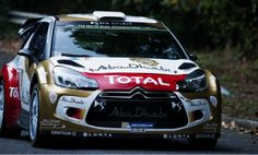 The Citroën Total Abu Dhabi World Rally Team will line up today at the start of Rallye de France-Alsace with two #DS3 #WRC: Meeke/Nagle & Østberg/Andersson. The second rally on tarmac this year!