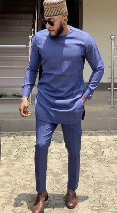Alluring senator wears for men - DarlingNaija African Wear Styles For Men, African Shirts For Men, African Dresses Men, African Attire For Men, African Clothing For Men, African Style, Nigerian Men Fashion, Ghana Fashion, African Men Fashion