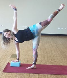 8 Yoga Poses to Try With a Yoga Block: http://blog.gaiam.com/8-yoga-poses-to-try-with-a-yoga-block/ #yoga