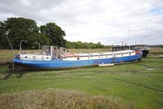 houseboat barge in the UK
