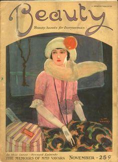Beauty November 1923