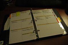 Day 16 DIY Planner