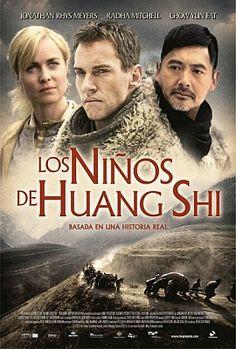 Los niños de Huang Shi (2008), con Jonathan Rhys-Meyers como George Hogg