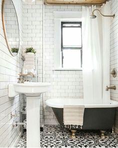 Baño Tiles walls & floor