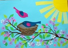 The best crafts Paper Art, Paper Crafts, School Art Projects, Stories For Kids, Flower Crafts, Techno, Crafts For Kids, Photo Wall, Easter