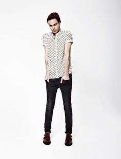 ALL SAINTS F/W 2012 MEN'S LOOKBOOK | Customise Your Jeans