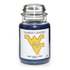 A heartwarming blend of cinnamon, baking spices, and a hint of freshly poured tea, the West Virginia University (Home Sweet Home®) candle is perfect for showing your school spirit.