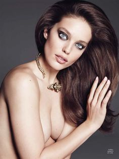 sexy is the new noir: emily didonato by paola kudacki for vamp #1