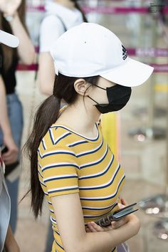 © secret diary ◈ do not edit Airport Fashion Kpop, Tight Suit, Mask Girl, Red Velvet Irene, Airport Style, Beautiful Asian Girls, Kpop Girls, Girl Group, Korean Fashion