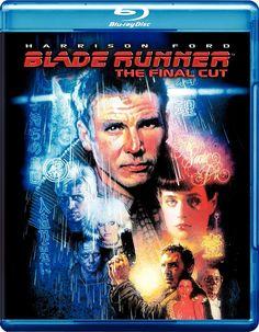 Blade Runner [Vídeo (BLU-RAY)] : montaje final / directed by Ridley Scott. Warner Bros. Entertainment España, cop. 2008