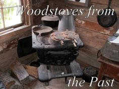 Woodstove Outlet: Wood Stoves from the Past
